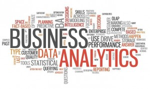 "Word Cloud ""Business Analytics"""